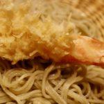 蕎麦と天ぷらの話