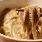納豆蕎麦の話